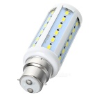 B22 8W 600lm 42-SMD 5730 LED Cold White Light Corn lampa (AC 220V)
