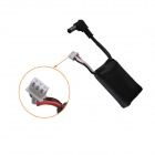 7.4V 1000mAh Li-polymer Battery for SKYZONE SKY01 FPV Video Goggles - Black