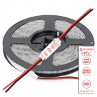 HML N56 impermeável 72W 5000lm 530nm 300-SMD 5630 LED Green Light Strip - Translucent (5M / DC12V)