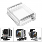 A-EB+ Waterproof Protective Acrylic Back Case for GoPro Hero 3+ - White + Transparent