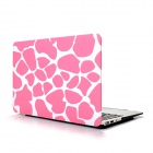 "Hut-Prince Deer Muster Schutz Full Body Mattkasten für MacBook Air 13,3 ""- Pink"