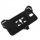 Plastic Back Mount Holder Clip for Samsung Galaxy Note 3 - Black