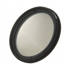 NISI 40mm PRO CPL Ultra Thin Circular Polarized Lens Filter for Nikon / Canon + More - Black + Grey