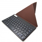 Buy BK168 7 inch Bluetooth V3.0 59-Key Keyboard Protective PU Leather Case IOS / Android Windows