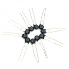 NTC-Thermistor-5D-7 Set - Schwarz (10 PCS)
