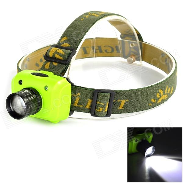 FANDYFIRE TL-601 LED 3-Mode IR Infrared Sensor Adjustable Zooming Focus Headlamp (3 x AAA)