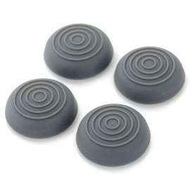 Silicone Thumb Grips Joystick Caps for PS2 / PS3 / PS3 Slim / PS4 / XBOX ONE / XBOX 360 (4 PCS)