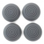 Thumb Grips Joystick Caps for PS4 / Xbox One Controller - Grey (4PCS)