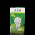 SKLED SK-10 E27 3W 230lm 3000K 6-SMD 5730 LED Warm White Light Bulb - White (AC 85~265V )