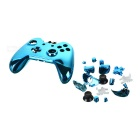 SW-0003 Replacement Full Housing Case + Buttons for XBOX ONE Wireless Controller - Deep Blue