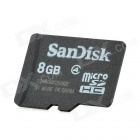 Genuine SanDisk 8GB Mobile MicroSDHC Class 4 TransFlash TF Memory Card SDSDQM-8G