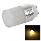 Lexing LX-YMD-106 4.5W GU10 280lm 3500K 50-SMD 3014 LED Warm White Lamp - White (AC 220~240V)