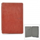 "Retro Protective PU Case for 6"" Amazon Kindle 4 / 5 - Brown"