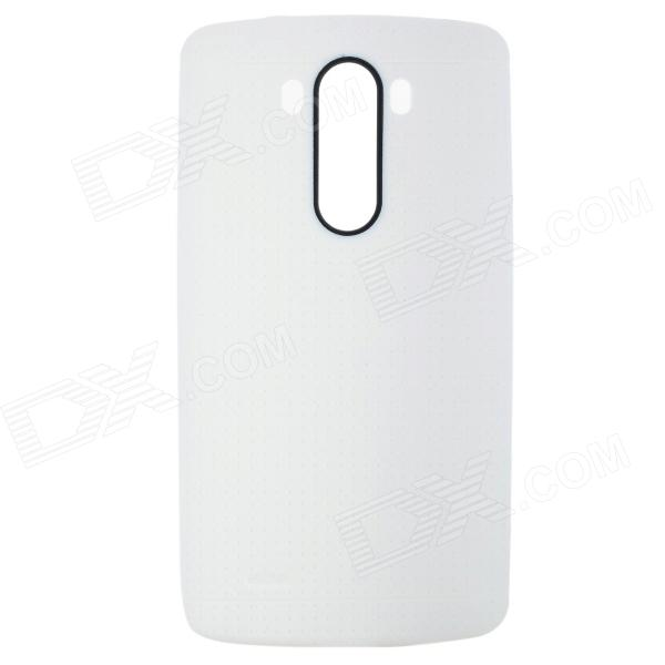 Protective TPU Back Case for LG G3 - White