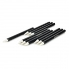 40W Lead-free Soldering Iron Tip - Black (10 PCS)