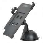 IKKI ABS Car Suction Cup Mount + Holder for Sony Xperia Z2 / D6503 - Black