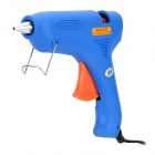 40W Professional Handheld Hot Melting Glue Gun - Blue + Red (100~240V)