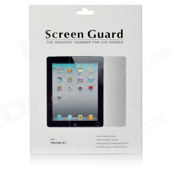 Protective PVC Screen Protector for Samsung T530 / Tab 4 10.1