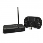Ideastar H5 Quad-Core Android 4.2.2 Google TV Player w / 2 GB RAM, 16 GB ROM, 5-GHz-Wi-Fi + Mini-Tastatur