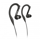 Philips SHQ3200BK ActionFit Sports Earhook Headphones Black