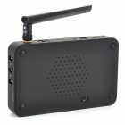 GULEEK H5 Quad-Core Android 4.2.2 Google TV Player com 2GB de RAM, ROM de 16GB, Wi-Fi, TF (US Plugs)