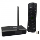 Ideastar H5 Quad-Core Android 4.2.2 Google TV Player w/ 2GB RAM,16GB ROM + RC11 Air Mouse (EU Plug)