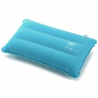 Naturehike NH18F018-Z Outdoor Auto Air Inflatable Cushion Pillow for Traveling - Sky Blue