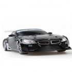 Dongxin DX111807CH High Speed 2-CH Remote Control 1:18 BMW Drift Car - Black