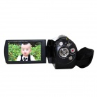 "Oucca HDV-A79 3.0"" TFT LCD 1080P 10.0MP CMOS 5X Zooming Video Camera - Black"