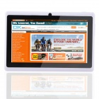 "LXK M702 A23 7.0"" Dual-core Android 4.2 Tablet PC w/ 512MB RAM, 4GB ROM, Wi-Fi - White"