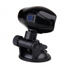 "1.5"" TFT 5MP CMOS Full HD 1080P Car DVR Camcorder w/ IR Night Vision - Black"