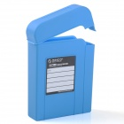 "ORICO PHI-35 Protective PP + EVA Storage Case w/ USB 2.0 / USB 3.0 / eSATA for 3.5"" HDD - Blue"