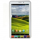 "M16 7"" Android 4.2.2 Dual-Core Tablet PC w/ 512MB RAM, 4GB ROM, 2G Phone, GPS, Bluetooth, FM - White"