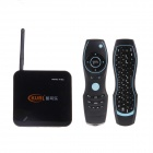 KURL Dualcore-HD Netzwerk Andriod 4.2 TV Box w / 1GB RAM, 1GB ROM + Air Mouse + Wireless Keyboard