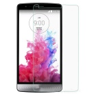 Protective 9H Tempered Glass Screen Guard for LG G3 - Transparent