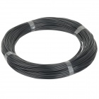 3D Printer 1.75mm ABS Filament - Black (150g)
