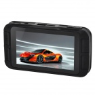 "M7 2.7"" HD 1080P 3.0MP 170' Wide Angle Car DVR w/ G-sensor, IR"