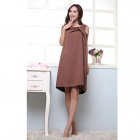 Multifunctional Household Clothes / Bath Towel / Bathrobe for Camping / Travel - Taupe