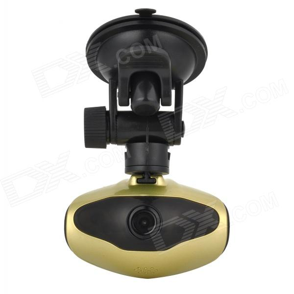 BF-503 1.5 TFT 1.8MP HD CMOS 170° Wide-angle IR Night Vision Car DVR Loop Video Recorder w/ 4-LED