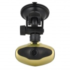 "BF-503 1.5"" TFT 1.8MP HD CMOS 170° Wide-angle IR Night Vision Car DVR Loop Video Recorder w/ 4-LED"