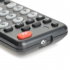 E-H918 Universal LCD / LED / HD / 3D TV Remote Controller for Hitachi - Black (English) (2 x AAA)