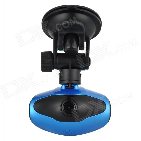 B-503 1.5 TFT 1.8MP HD CMOS 170° Wide-angle IR Night Vision Car DVR Loop Video Recorder w/ 4-LED