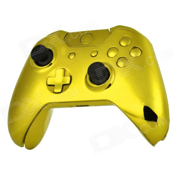 SW-003 Replacement ABS Wireless Controller Shell Case for XBOX ONE - Golden