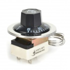 250V 16A 50~300'C Temperature Control Switch - Black + White