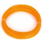3D Printer 1.75mm ABS Filament - Orange (130g)