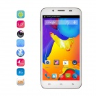 "CATEE CT400 5"" 5MP MTK6582 Quad Core Android 4.2 WCDMA Smart Cell Phone w/ 4GB ROM - White (512MB)"