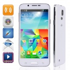"Plum S5 Dual-Core Android 4.3 GSM Bar Phone w/ 5.0"" QHD / Quad-band / Wi-Fi - White"