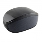 i608 Mini Bluetooth V3.0 MP3 altavoz w / manos libres / Mic / Micro USB / TF - negro