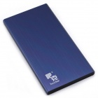 Buccker T12 5V ''6000mAh'' Li-ion Polymer Power Bank for Cellphones / IPAD / PSP / MP3 - Dark Blue