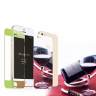 Angibabe Colorful Electroplating Mirror Effect Guard Set Films for IPHONE 5 / 5S (Front and back)